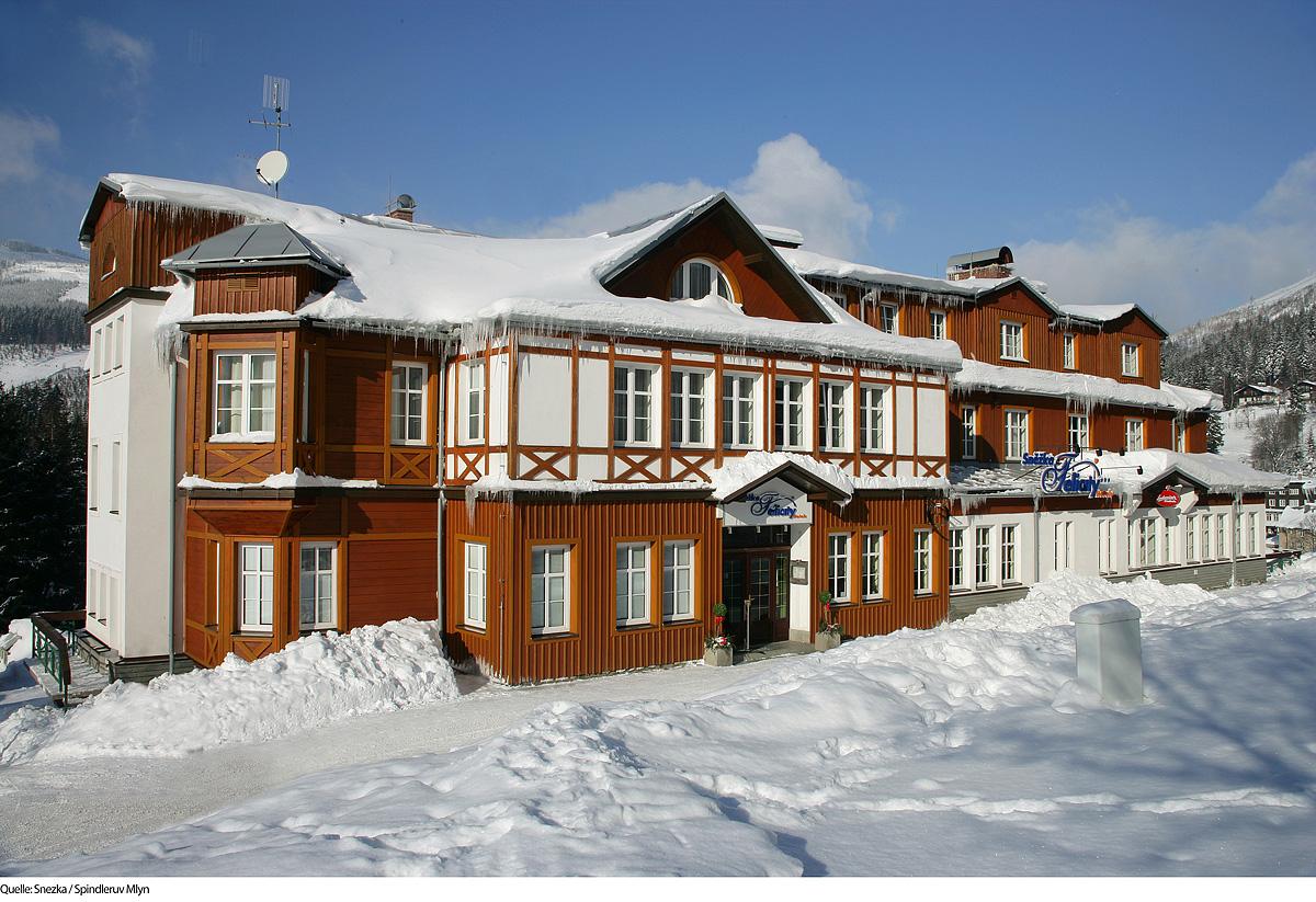 Česká republika (Krkonoše) - _frontend_tour_type_alt_L - HOTEL SNĚŽKA