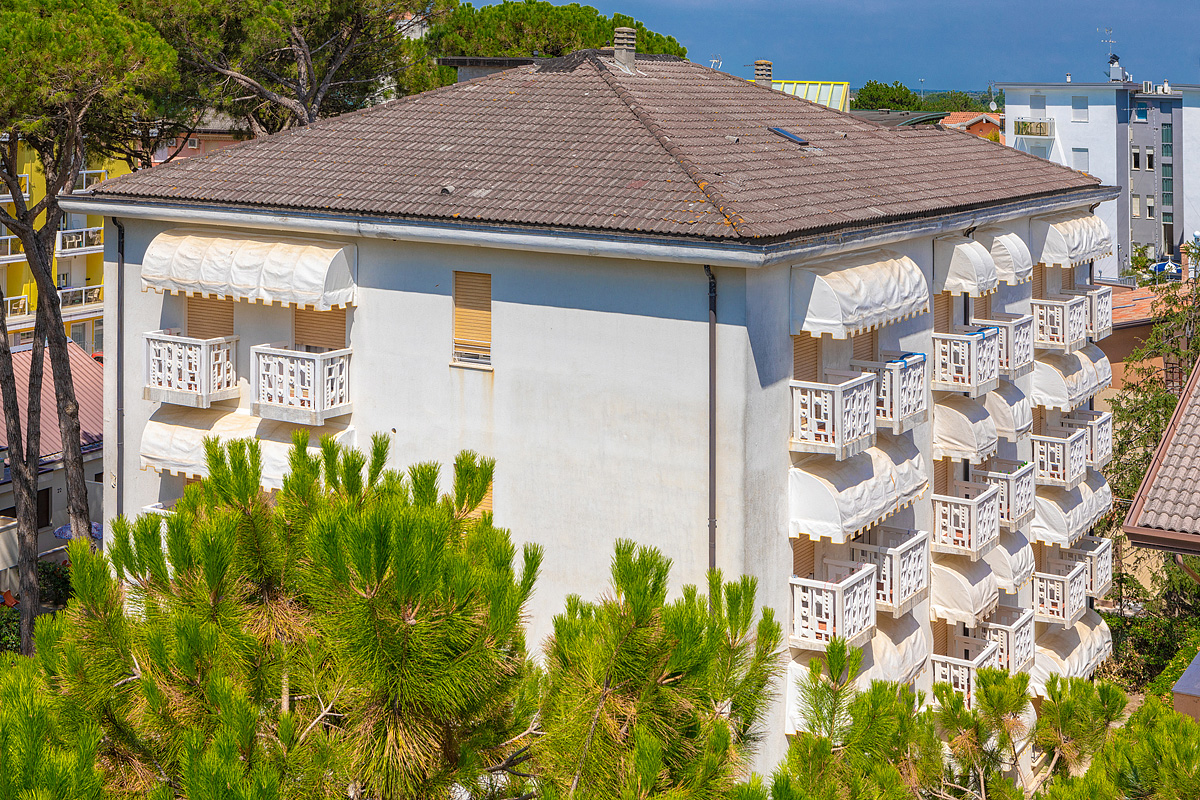 Taliansko (Severný Jadran) - dovolenka - DEPENDANCE MARINA PALACE - VILLA DELFA