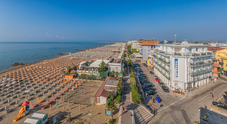 Taliansko (Severný Jadran) - dovolenka - HOTEL AUSTRIA