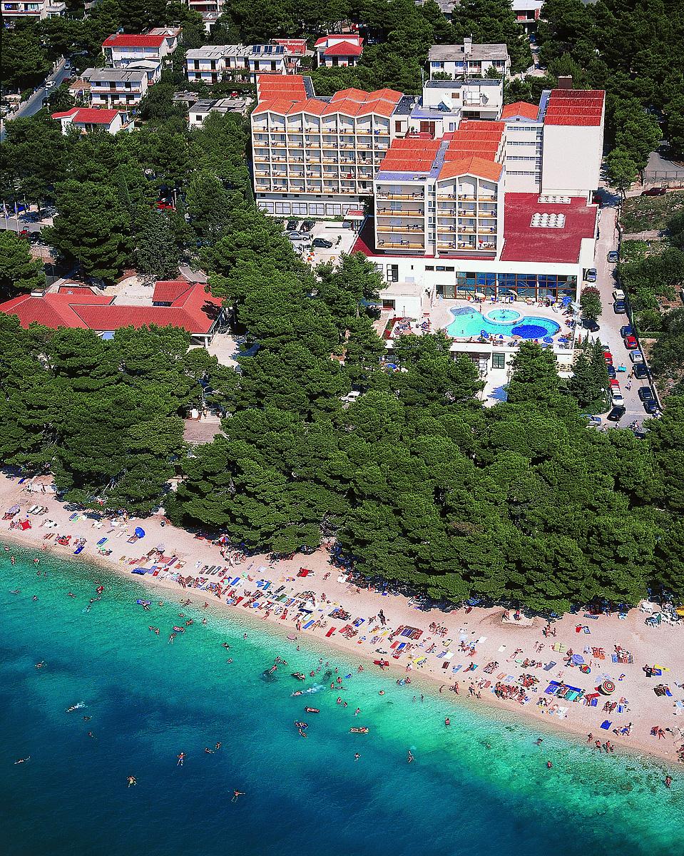 Chorvátsko (Stredná Dalmácia) - dovolenka - HOTEL HORIZONT