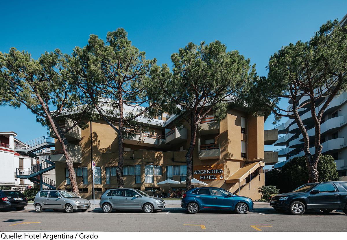 Taliansko (Severný Jadran) - dovolenka - HOTEL ARGENTINA