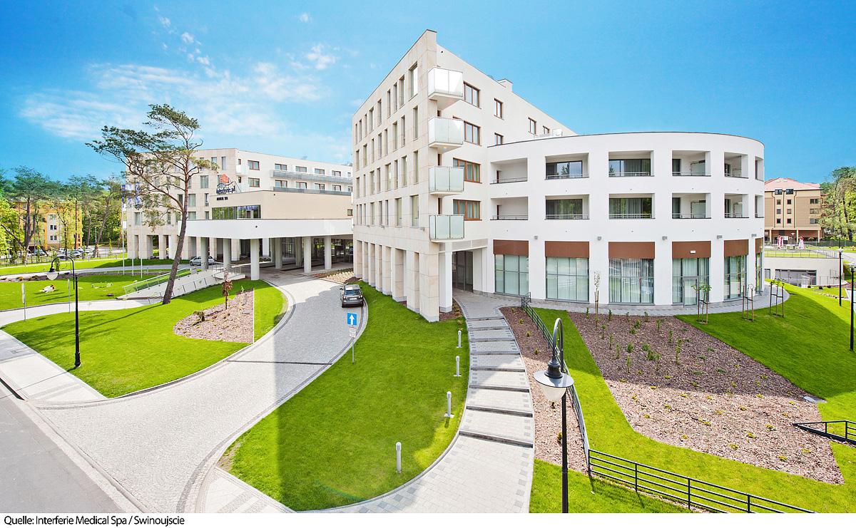 Poľsko (Poľsko) - dovolenka - HOTEL INTERFERIE MEDICAL SPA