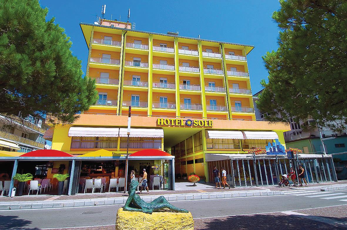Taliansko (Severný Jadran) - dovolenka - HOTEL SOLE
