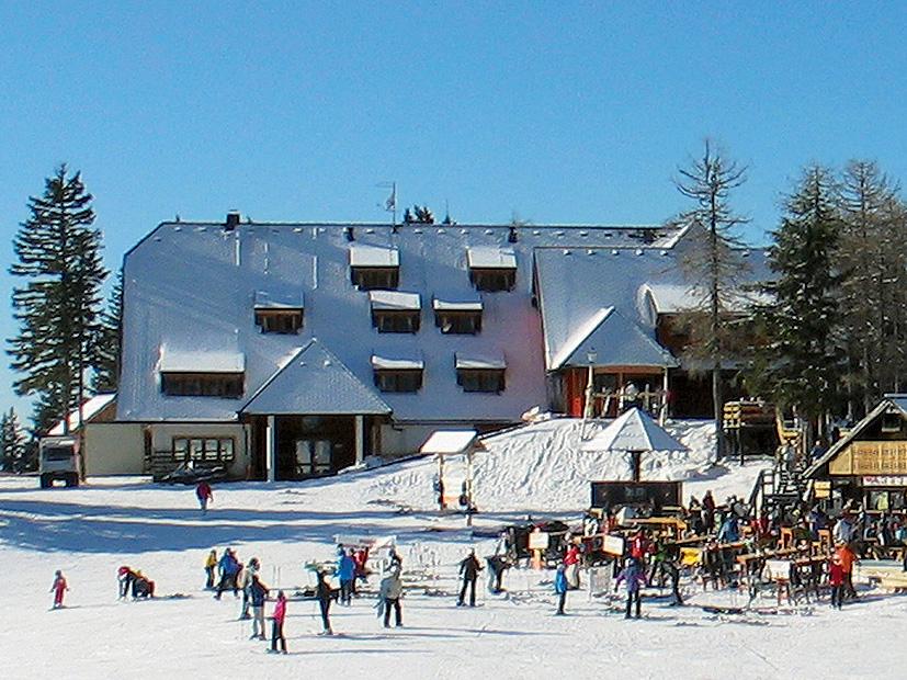 Slovinsko (Kamnicko-Savinjské Alpy) - _frontend_tour_type_alt_L - HOTEL KRVAVEC