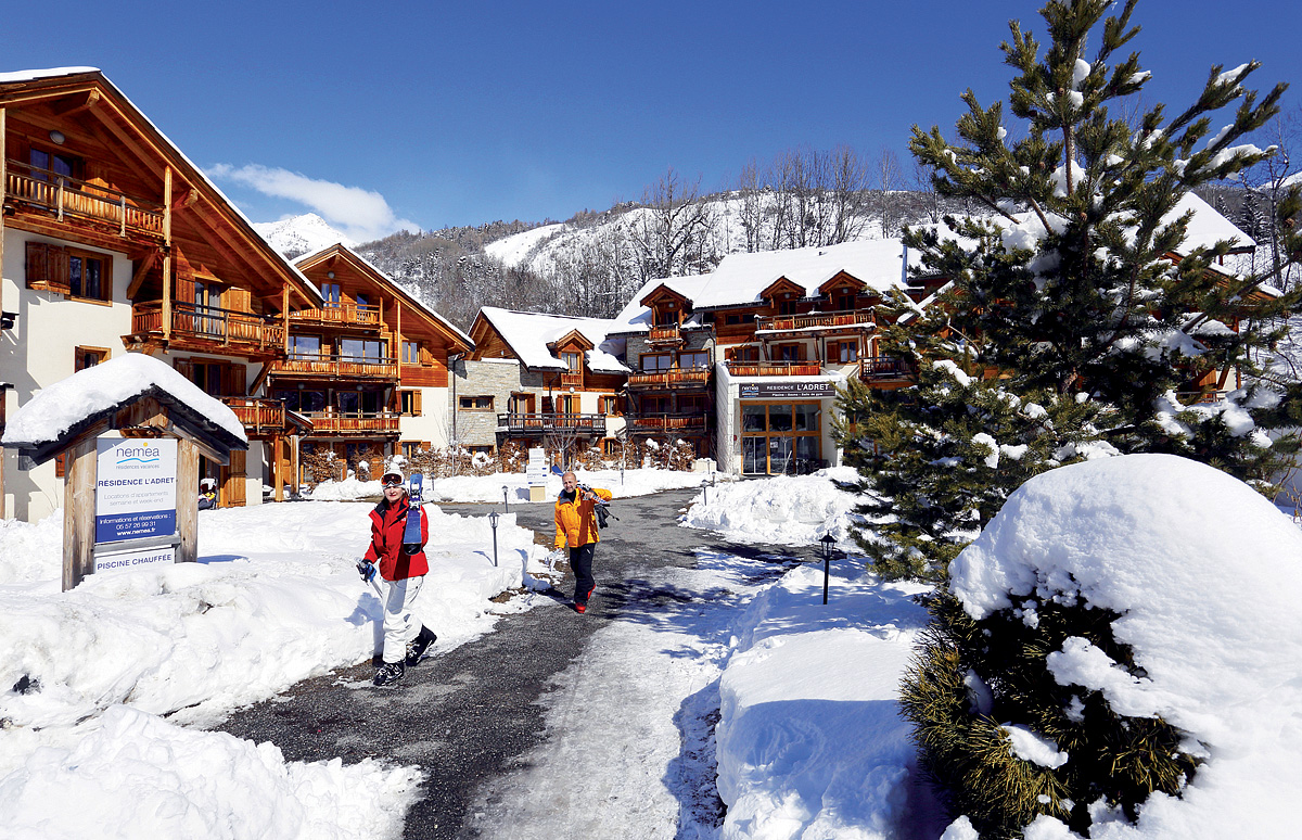 Francúzsko (Hautes Alpes) - _frontend_tour_type_alt_L - RESIDENCE ADRET