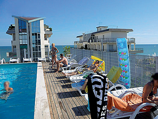 Taliansko (Severný Jadran) - dovolenka - HOTEL LA FENICE