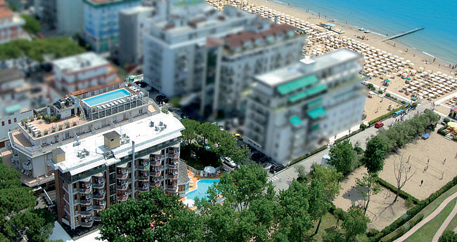 Taliansko (Severný Jadran) - dovolenka - HOTEL SIESTA