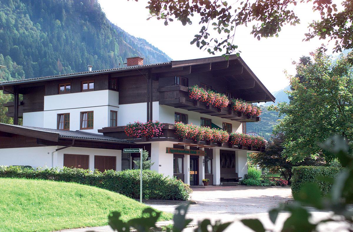 Rakúsko (Rakúske Alpy a jazerá) - _frontend_tour_type_alt_H - APPARTEMENTHAUS MÜHLE