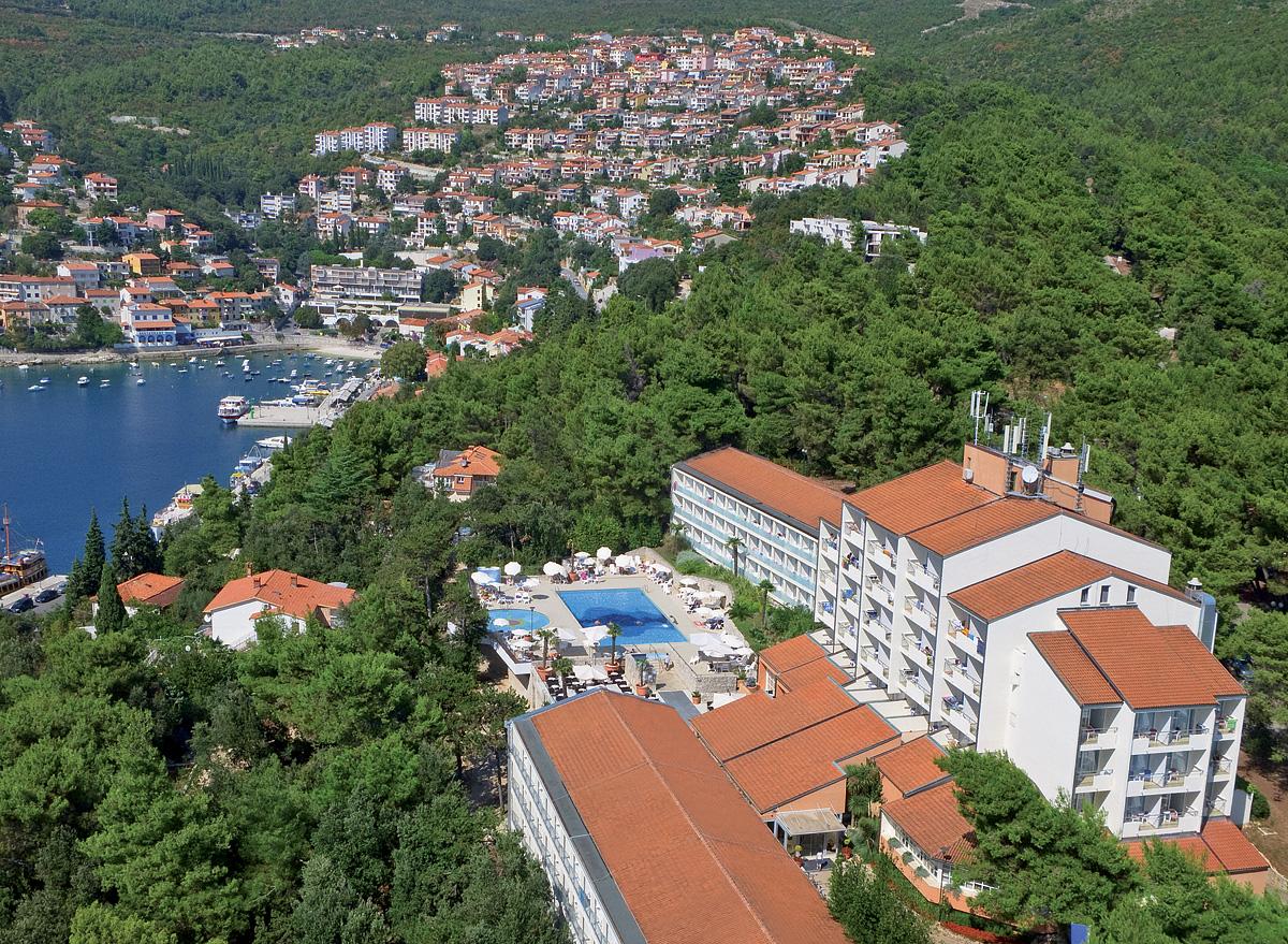 Chorvátsko (Istria) - dovolenka - ALLEGRO SUNNY HOTEL BY VALAMAR