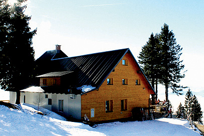 Slovinsko (Kamnicko-Savinjské Alpy) - Hotel Rozka