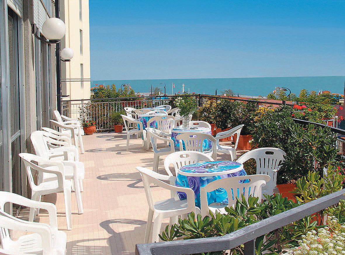 Taliansko (Južný Jadran) - dovolenka - HOTEL MICHELANGELO