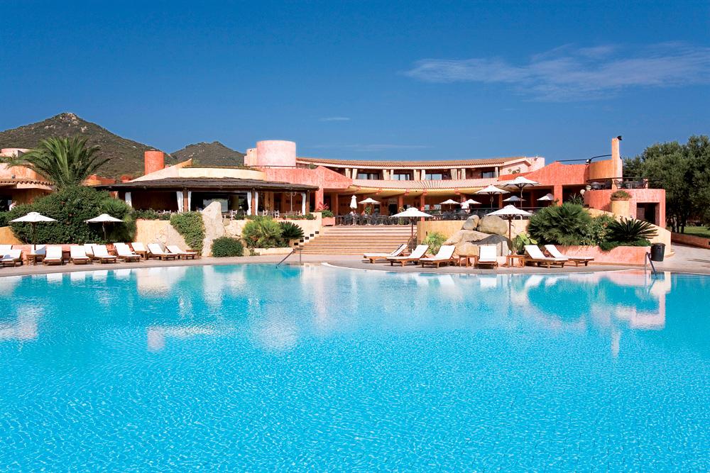 Taliansko (Sardínia) - dovolenka - HOTEL SANT´ELMO BEACH