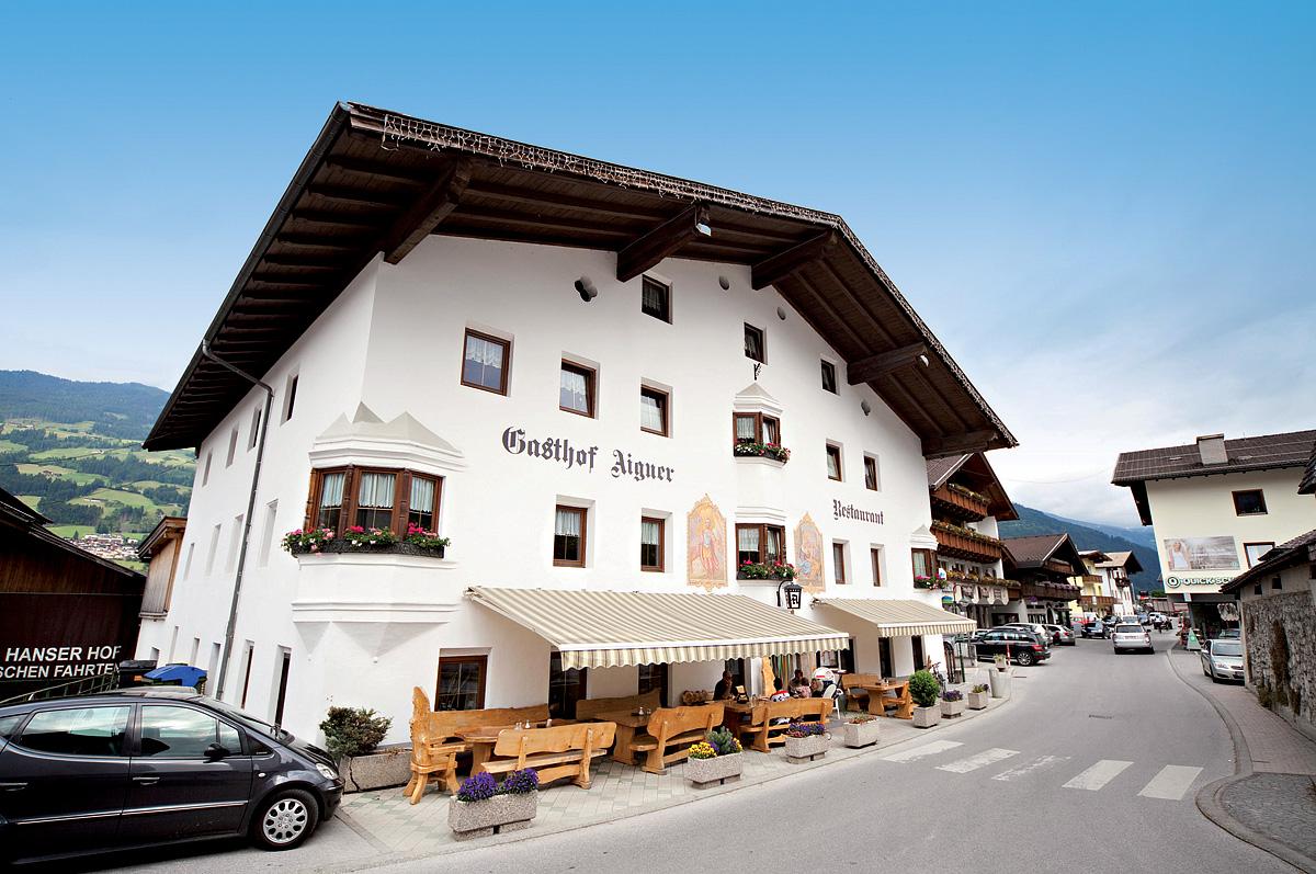 Rakúsko (Rakúske Alpy a jazerá) - _frontend_tour_type_alt_H - GASTHOF AIGNER