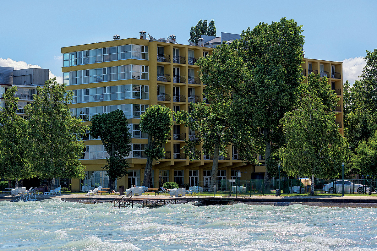 Maďarsko (Maďarsko) - dovolenka - HOTEL LIDO