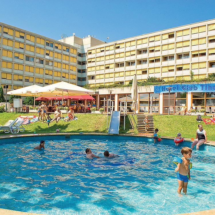 Maďarsko (Maďarsko) - dovolenka - HOTEL CLUB TIHANY