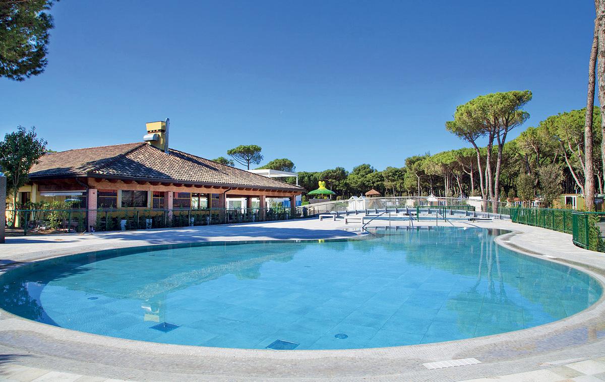 Taliansko (Severný Jadran) - dovolenka - CAMPING VILLAGE CAVALLINO