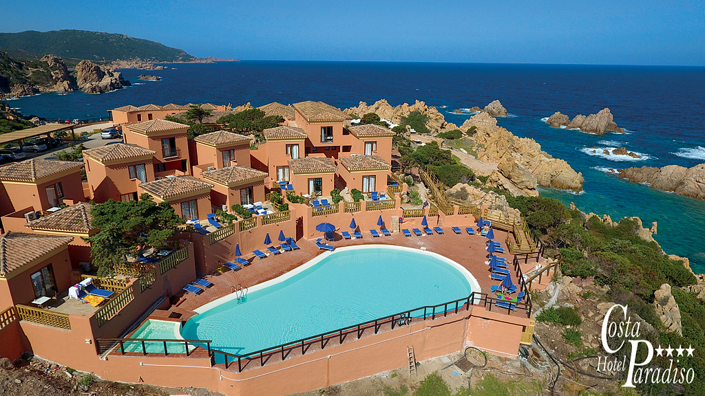 Taliansko (Sardínia) - dovolenka - HOTEL COSTA PARADISO