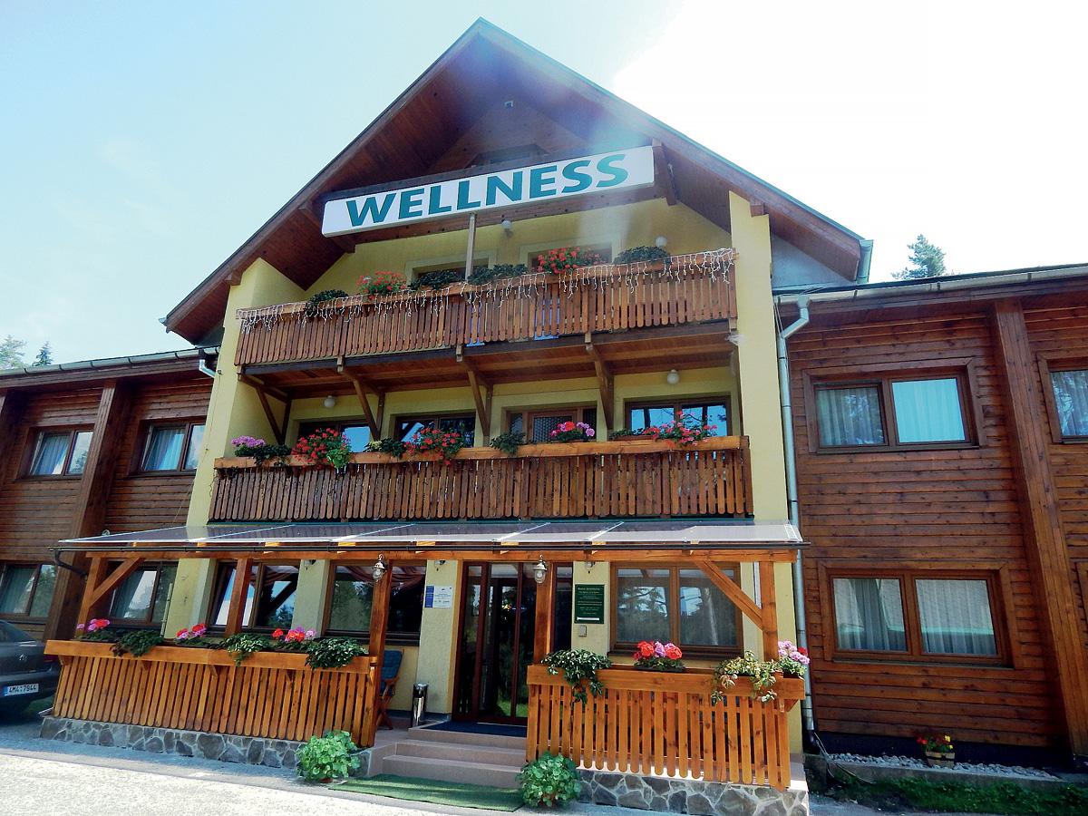 Slovensko (Nízke Tatry) - _frontend_tour_type_alt_H - HOTEL BYSTRINA
