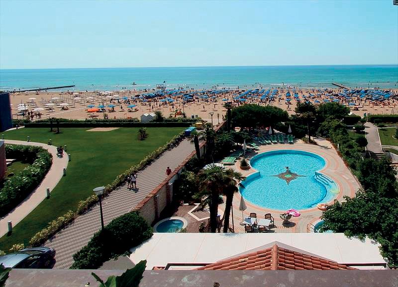 Taliansko (Severný Jadran) - dovolenka - PARK HOTEL CELLINI