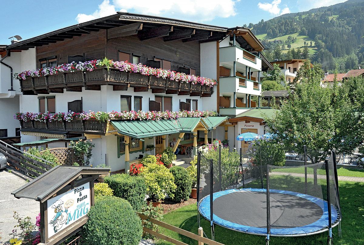 Rakúsko (Rakúske Alpy a jazerá) - _frontend_tour_type_alt_H - PENSION SCHMIEDHOF