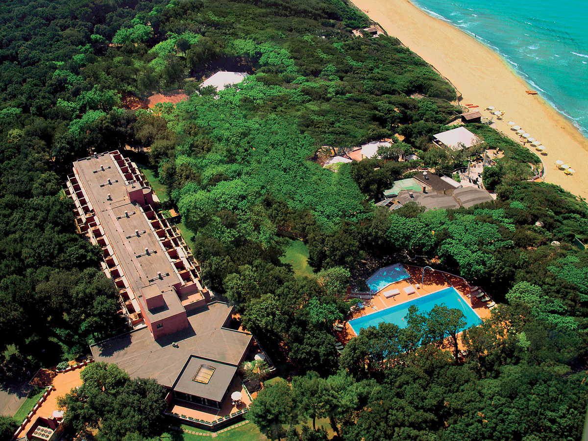 Taliansko (Južný Jadran) - dovolenka - PARK HOTEL I LECCI