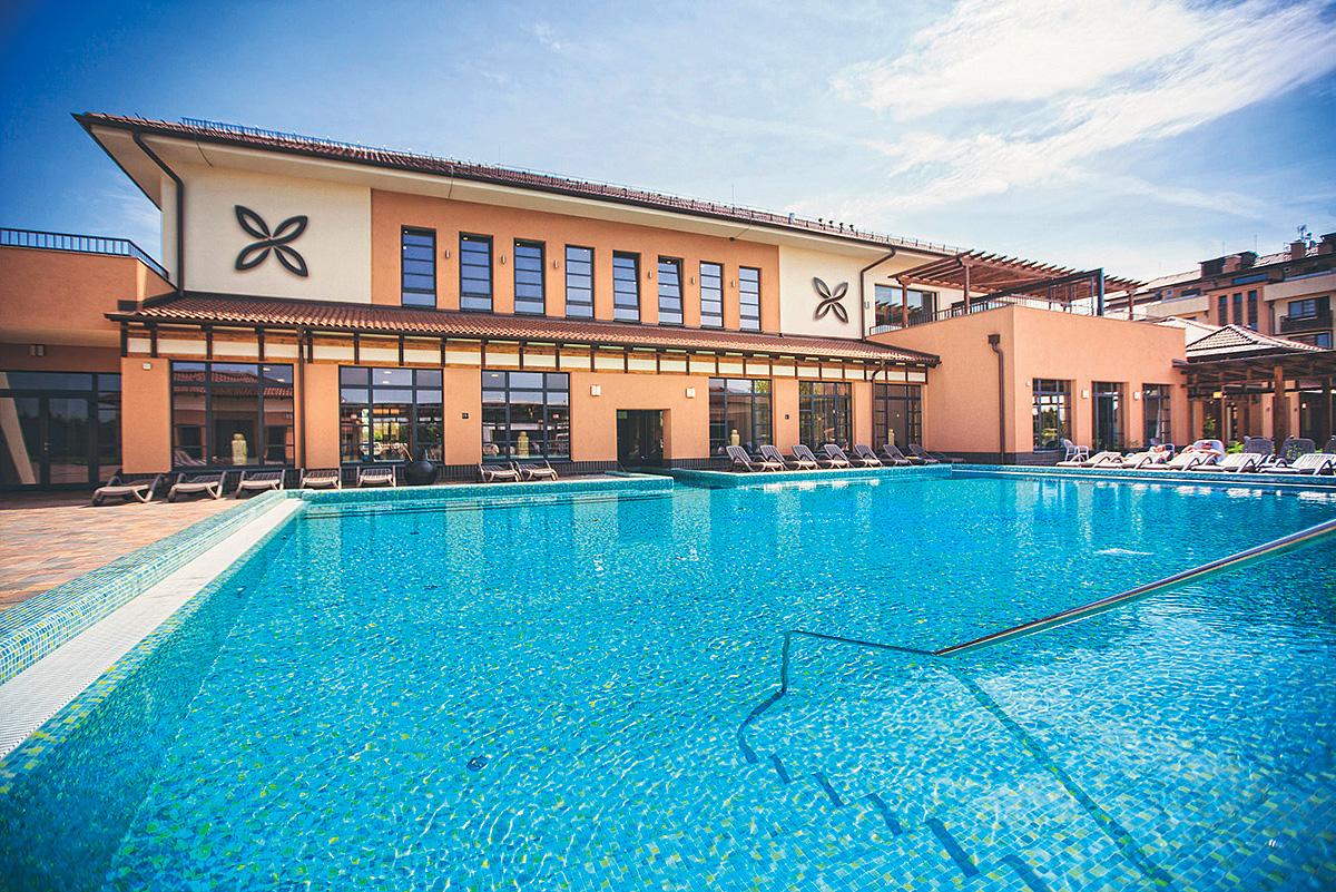 Maďarsko (Maďarsko) - dovolenka - HOTEL CARAMELL PREMIUM RESORT