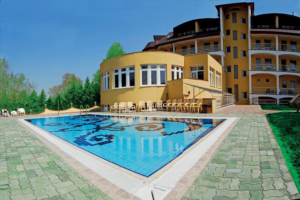 Maďarsko (Maďarsko) - dovolenka - HOTEL VENUS