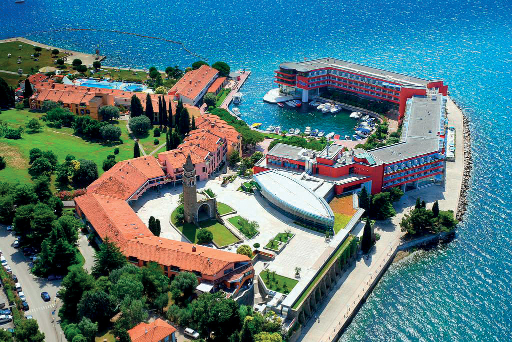 Slovinsko (Slovinsko) - dovolenka - HOTEL VILE PARK