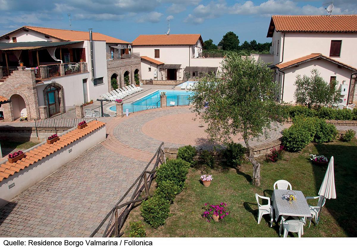 Taliansko (Južný Jadran) - dovolenka - RESIDENCE BORGO VALMARINA
