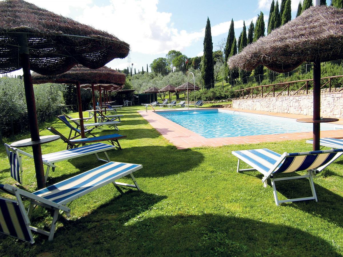 Taliansko (Južný Jadran) - dovolenka - AGROTURISTIKA ISOLA VERDE - APARTMÁNY