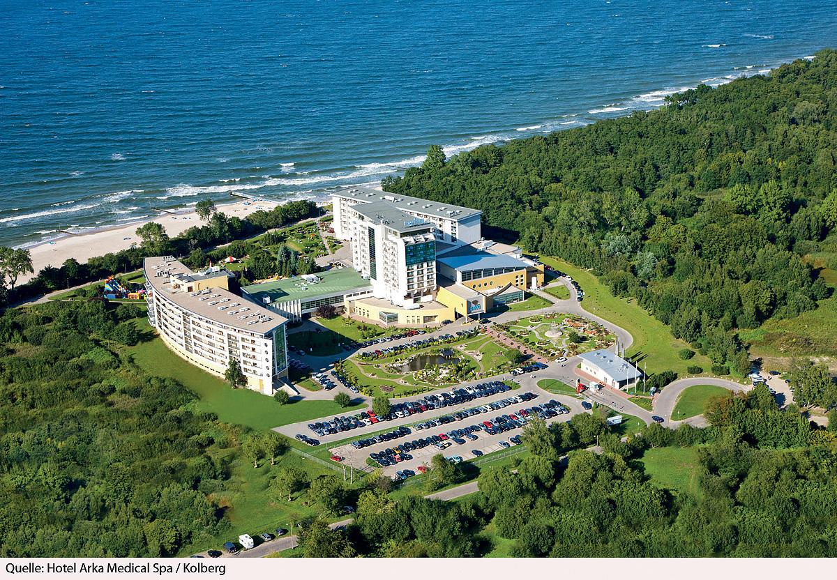 Poľsko (Poľsko) - dovolenka - HOTEL ARKA MEDICAL SPA