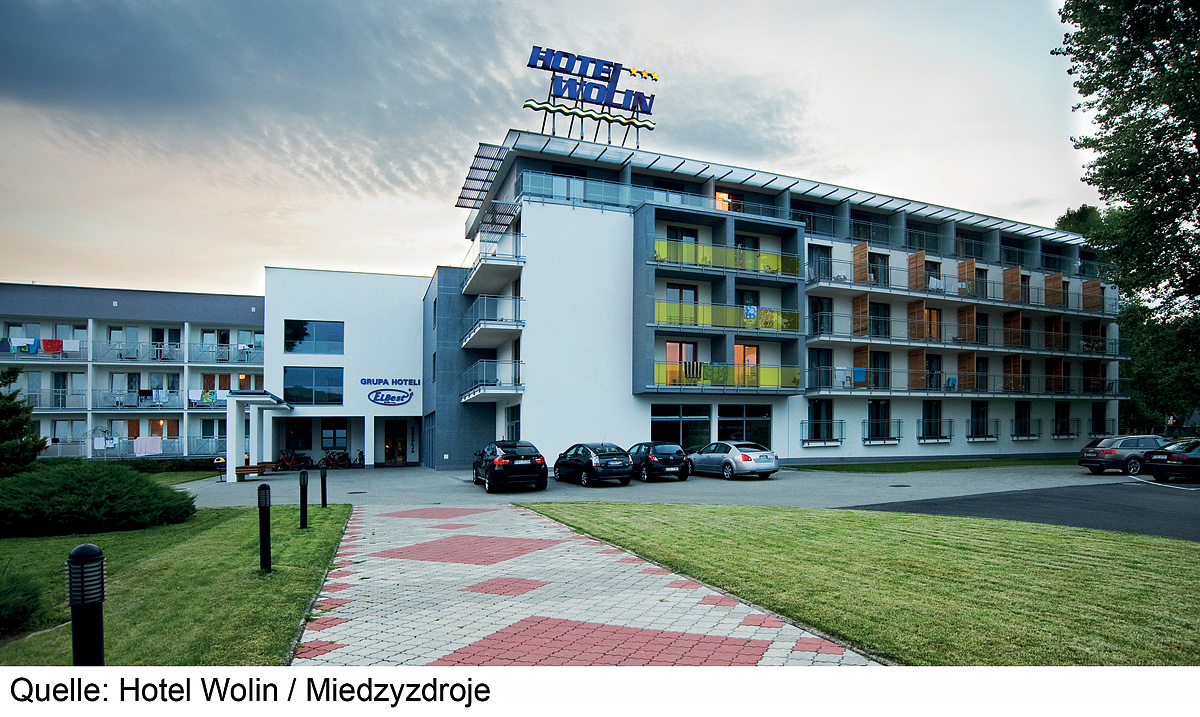 Poľsko (Poľsko) - dovolenka - HOTEL WOLIN