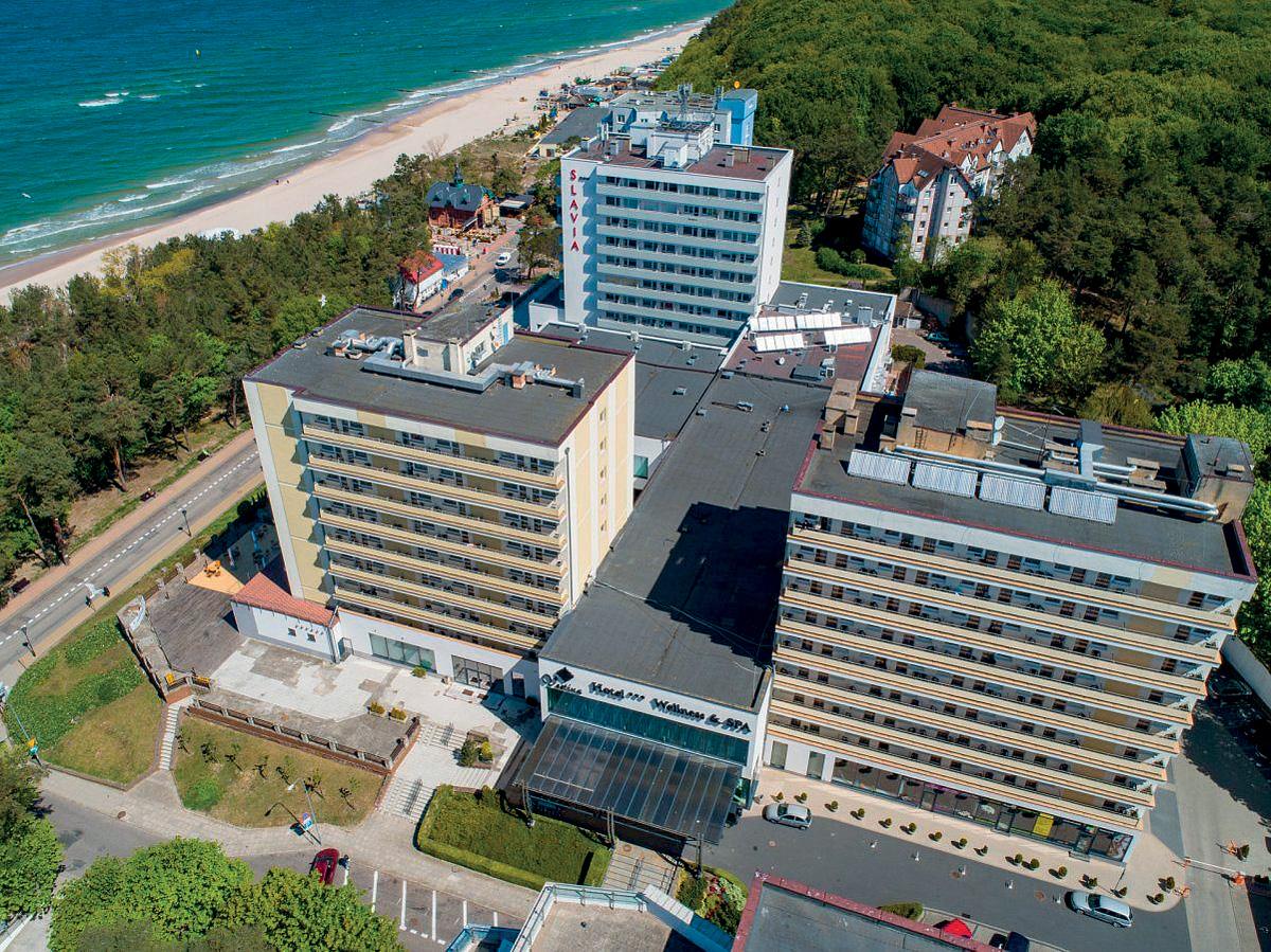 Poľsko (Poľsko) - dovolenka - HOTEL VESTINA