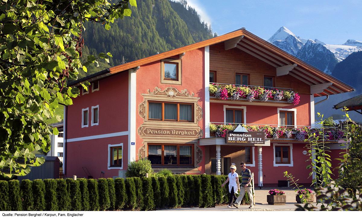 Rakúsko (Rakúske Alpy a jazerá) - _frontend_tour_type_alt_H - PENSION BERGHEIL